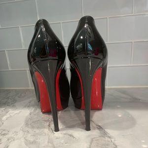 Christian Louboutin heels black